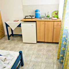 Отель Studio Maria Kafouros Греция, Остров Санторини - отзывы, цены и фото номеров - забронировать отель Studio Maria Kafouros онлайн удобства в номере фото 2