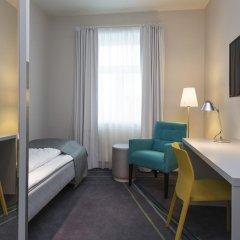Thon Hotel Trondheim 3* Стандартный номер с различными типами кроватей фото 4
