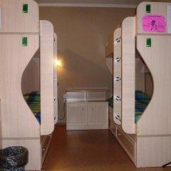 Хостел 8 Этаж Кровать в общем номере двухъярусные кровати фото 2