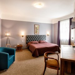 City Hotel Teater 4* Люкс с разными типами кроватей фото 7