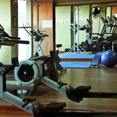 Lalezar Hotel & Resort фитнесс-зал