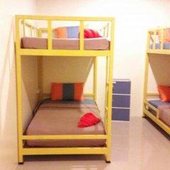 Отель Lanta Justcome 2* Кровать в общем номере фото 17