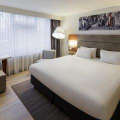 Отель Mercure Amsterdam West 4* Стандартный номер с различными типами кроватей фото 4