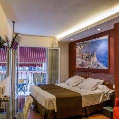 Отель Galeón 3* Улучшенный номер с различными типами кроватей фото 9