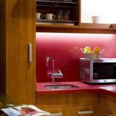 Отель Suites Gran Via 44 Apartahotel удобства в номере