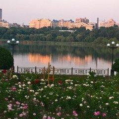Ramada Donetsk Hotel Донецк приотельная территория