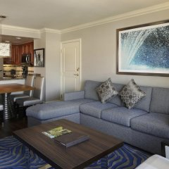 Отель Hilton Grand Vacations on the Las Vegas Strip 4* Студия с двуспальной кроватью фото 6