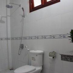 Отель Hoa Nhat Lan Bungalow 2* Стандартный номер с различными типами кроватей фото 3