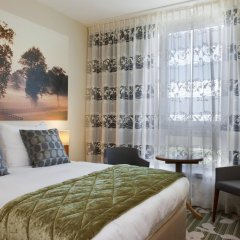 Отель Crowne Plaza Antwerp 4* Стандартный номер фото 4