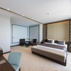Ramada Plaza Trabzon 5* Улучшенный люкс с различными типами кроватей