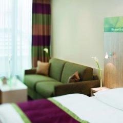 Movenpick Hotel Frankfurt City 4* Стандартный номер с различными типами кроватей фото 2