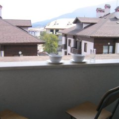 Апартаменты Lux Studio 45 In Fortuna балкон