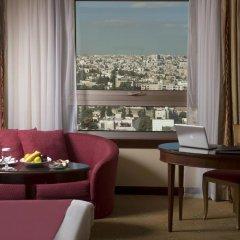 Отель Le Royal Hotels & Resorts - Amman 5* Номер Делюкс с 2 отдельными кроватями фото 2