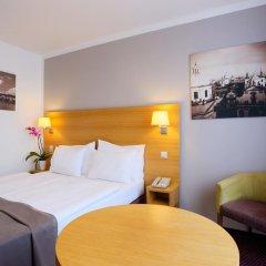 Отель Botanique Prague 4* Улучшенный номер с различными типами кроватей фото 6