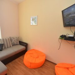 Хостел Абрикос комната для гостей фото 5