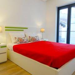 Отель RS Porto Campanha Апартаменты разные типы кроватей фото 12