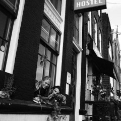 Отель Bob's Youth Hostel Нидерланды, Амстердам - отзывы, цены и фото номеров - забронировать отель Bob's Youth Hostel онлайн фитнесс-зал