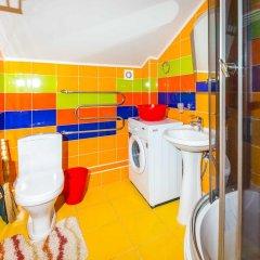 Гостиница Де Марко в Анапе 1 отзыв об отеле, цены и фото номеров - забронировать гостиницу Де Марко онлайн Анапа ванная