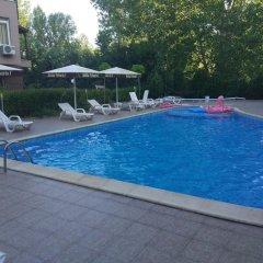 Отель Studio Stella Polaris Болгария, Солнечный берег - отзывы, цены и фото номеров - забронировать отель Studio Stella Polaris онлайн бассейн фото 2