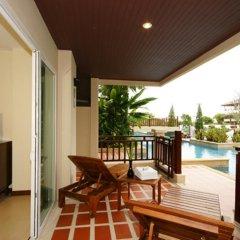 Отель The Heritage Pattaya Beach Resort 4* Номер Делюкс с различными типами кроватей фото 16