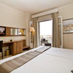 Отель Pirineos 4* Стандартный номер с различными типами кроватей фото 6
