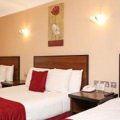 Elysee Hotel 3* Стандартный номер с 2 отдельными кроватями