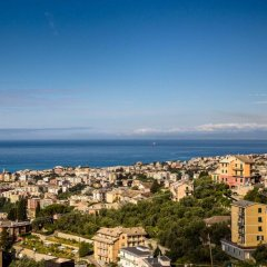 Отель Chalet Villa Ornella Генуя пляж фото 2