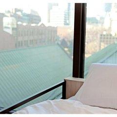 Отель CASA Myeongdong Guesthouse Южная Корея, Сеул - отзывы, цены и фото номеров - забронировать отель CASA Myeongdong Guesthouse онлайн балкон