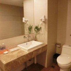 Guangdong Baiyun City Hotel 3* Стандартный семейный номер с двуспальной кроватью фото 6