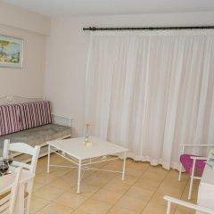 Отель Aktea Beach Village комната для гостей фото 2