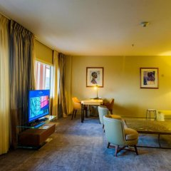 Отель Transcorp Hilton Abuja комната для гостей фото 2