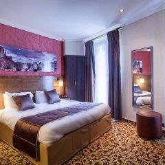 Отель Abbatial Saint Germain 3* Стандартный номер с различными типами кроватей фото 3