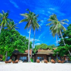 Отель Koh Tao Beach Club 3* Номер Делюкс с различными типами кроватей фото 5