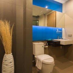Отель AVA Sea Resort 4* Улучшенный номер с различными типами кроватей фото 3