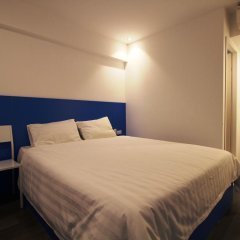 Emis Hotel 3* Улучшенный номер с различными типами кроватей фото 2