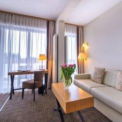 Отель Grand Nosalowy Dwór Польша, Закопане - отзывы, цены и фото номеров - забронировать отель Grand Nosalowy Dwór онлайн комната для гостей фото 4