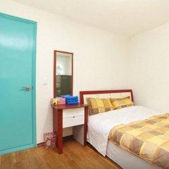 Отель Cozy Place in Itaewon Стандартный номер с различными типами кроватей фото 2