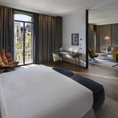 Отель Mandarin Oriental Barcelona 5* Люкс Премьер с двуспальной кроватью