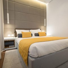 Отель Dominic Smart & Luxury Suites Terazije 4* Номер Делюкс с различными типами кроватей фото 7