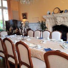 Отель Château De Beaulieu Сомюр помещение для мероприятий