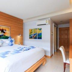 Chaweng Budget Hotel 3* Стандартный номер с различными типами кроватей фото 8