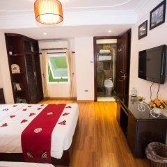 Hanoi Central Park Hotel 3* Стандартный номер с различными типами кроватей фото 16