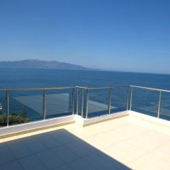 Отель Azzura Flats Албания, Саранда - отзывы, цены и фото номеров - забронировать отель Azzura Flats онлайн балкон