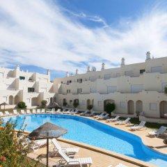 Отель Vilamor Apartments Португалия, Портимао - отзывы, цены и фото номеров - забронировать отель Vilamor Apartments онлайн бассейн фото 3