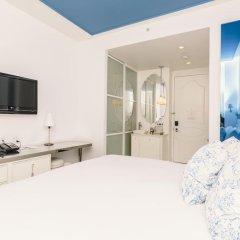 Отель NoMo SoHo 4* Номер Делюкс с различными типами кроватей фото 3