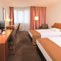 Leonardo Hotel Düsseldorf City Center 4* Стандартный номер с разными типами кроватей фото 3