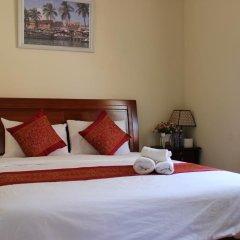 Отель Thanh Luan Hoi An Homestay Номер Делюкс с различными типами кроватей фото 3