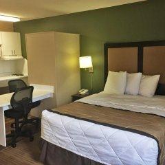 Отель Extended Stay America - Chicago - Hanover Park 2* Студия с различными типами кроватей фото 3