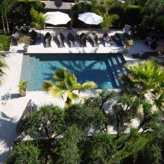 Отель Golden Tulip Cannes Hotel de Paris Франция, Канны - 1 отзыв об отеле, цены и фото номеров - забронировать отель Golden Tulip Cannes Hotel de Paris онлайн бассейн фото 3