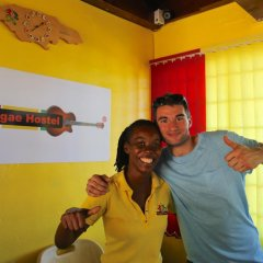 Reggae Hostel Ocho Rios фитнесс-зал